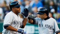 Pettitte, Rivera Help Yankees Beat Royals 3-2