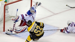 Boychuk Breaks Game 2 Tie, Bruins Top Rangers 5-2