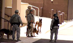 All-Clear at Joint Base Andrews After Report of Shooter
