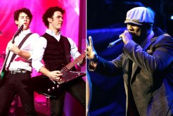 Jonas Brothers and Common: Power Team
