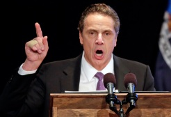 Cuomo Moves to Ban Gay Conversion Therapy