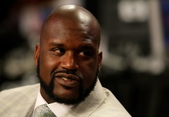Shaq Turned Away at White House Gates