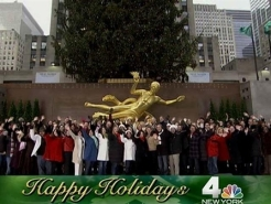 WNBC's Annual Sing-A-Long