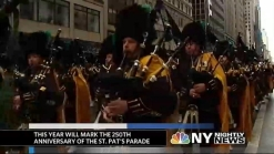 Saint Patrick's Day Parade Turns 250!