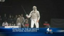 3-Time Olympian Founds Program to Fight Obesity