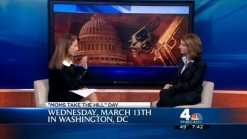 Moms Take on Capitol Hill; Demand Action for Gun Violence