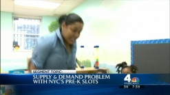 Supply and Demand Problem with NYC's Pre-K Slots
