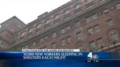 Elinor Tatum on NYC's Homeless Shelter Population