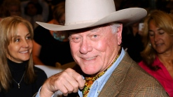 "Funeral Coming for J.R. Ewing on""Dallas"""