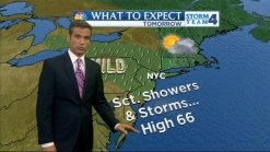 Morning Forecast for Tuesday, May 7