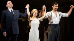 """The Big 3 From """"Evita"""" to Leave Show in January"""