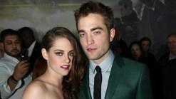 """Stewart, Pattinson Hit """"Breaking Dawn 2"""" Premiere Together"""