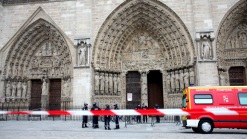 Man Commits Suicide Inside Paris' Notre Dame Cathedral