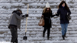 Snowstorm Expected to Bring Up to 1 Inch to NYC