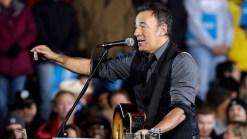 Obama Unites Bruce Springsteen and Gov. Chris Christie