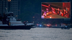 Small WWII Plane Crashes into Hudson, Body Identified: NYPD