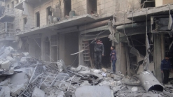U.S. Denies Russian Claim That It Bombed Syrian City