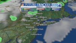Early Morning Forecast for Thursday. May 9