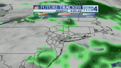 Early Morning Forecast for Sunday, May 19