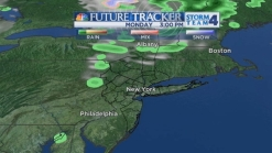 Evening Forecast for Saturday, May 11