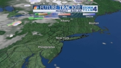 Evening Forecast for Sunday, May 12