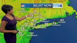 Evening Forecast for Tuesday, May 7