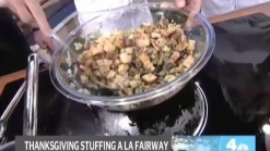 Fairway's Sausage Stuffing