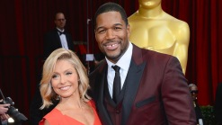 Ripa Returns to 'Live'; Strahan to Exit Early