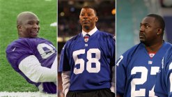 Meet New York Giant Legends at the Expo
