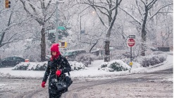 Winter-Weary Tri-State Endures More Snow