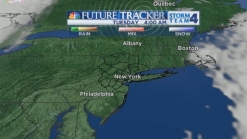 Late Evening Forecast for Monday, May 13