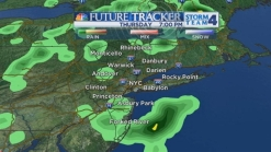 Late Evening Forecast for Wednesday, May 8