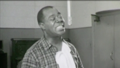 Rare Film of Louis Armstrong Recording Is Acquired by Museum