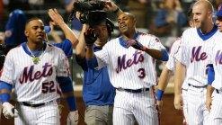 Granderson's Homer Leads Mets Over Dodgers