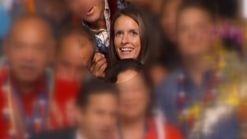 'Bird-Flipping' Delegate Stands by Making Obscene Gesture