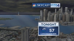 Noon Forecast for Tuesday, May 7