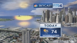 Noon Forecast for Saturday, May 11