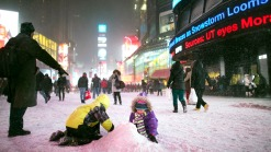 Winter Storm to Wallop NYC With Up to 14 Inches of Snow