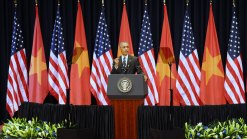 Obama Pushes for More Human Rights in Vietnam