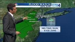 Morning forecast for Friday, February 21