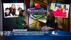 Champions for Quality Education