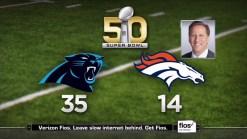 Bruce Beck's 2016 Super Bowl Prediction
