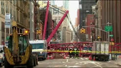 Investigators Look for Clues to What Caused Deadly Crane Accident