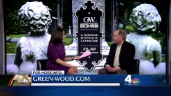 Green-Wood Cemetery's Black History Month Trolley Tour