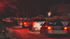 Police Officer Struck on Long Island