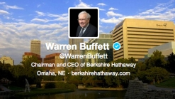 Warren Buffett's New Twitter Account Is
