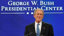 Debate Continues Over George W. Bush's Legacy