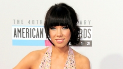 """Carly Rae Jepsen Wins At The 2012 AMAs: """"It's A Dream Come True"""""""