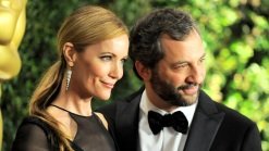 Judd Apatow And Leslie Mann Talk Working Together