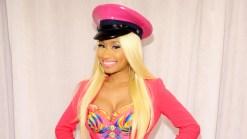 Nicki Minaj: Singer Flashes Breast on Live TV